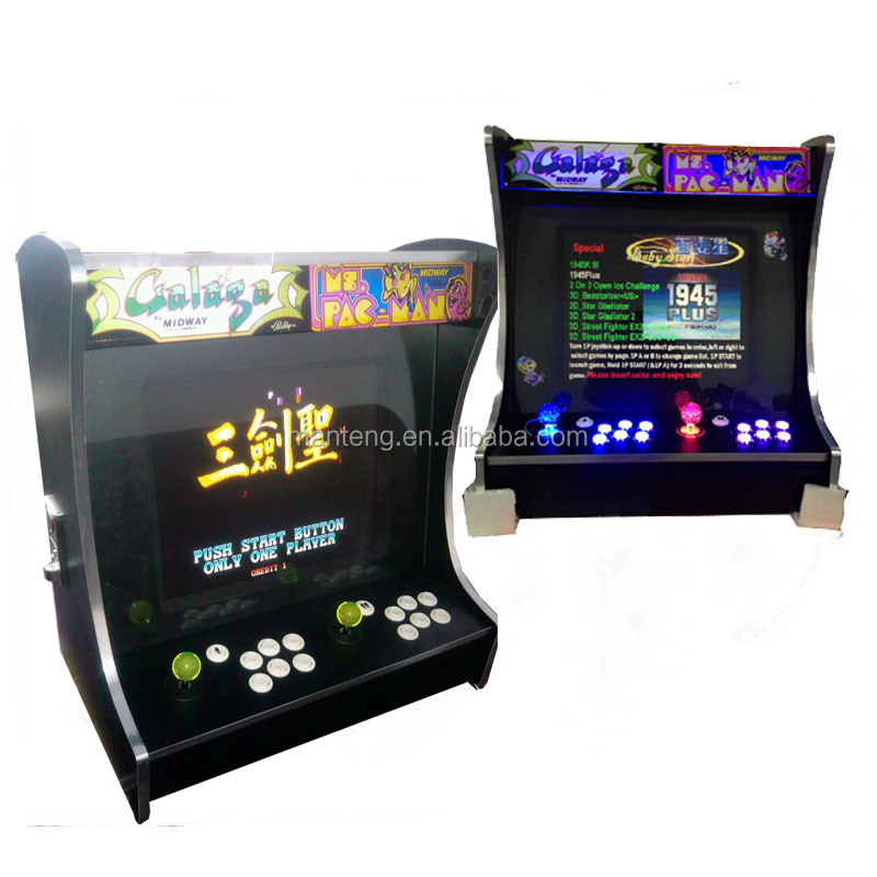 Mini-Arcade-Game-Machine-19-LCD-Uptight.
