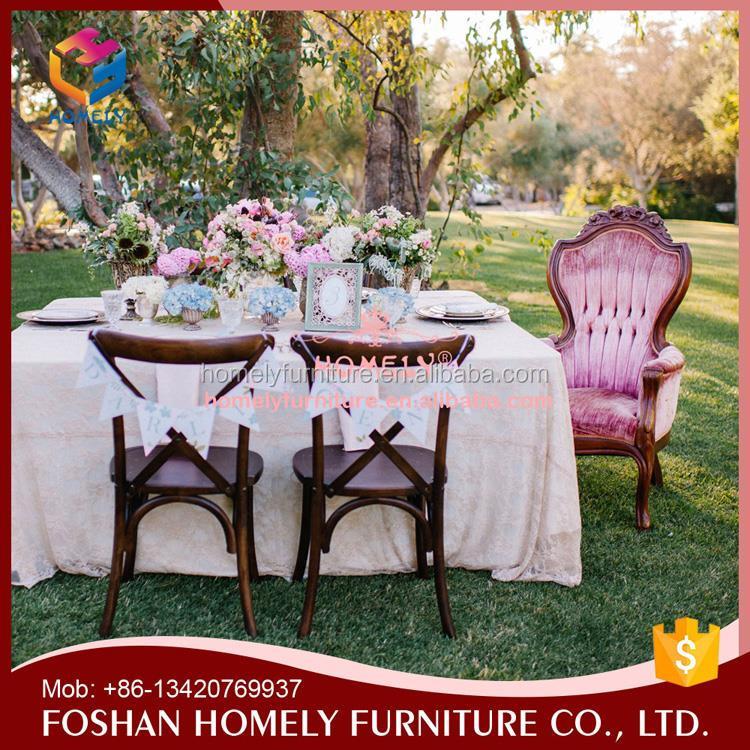 cheap home furniture dark wood look restaurant dining chairs
