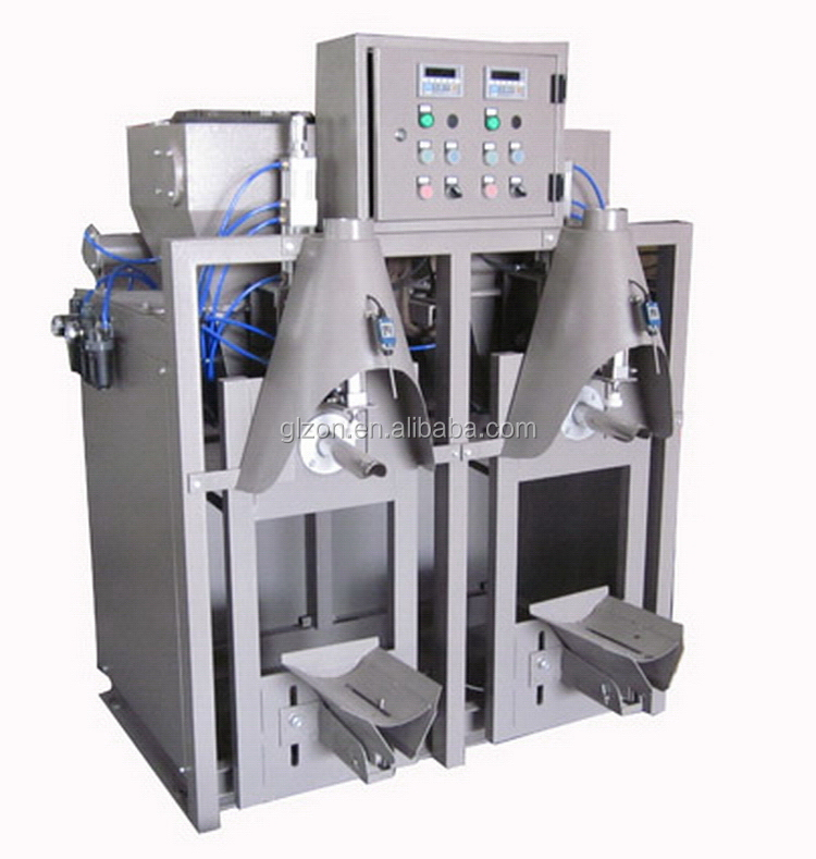 Automatic 25kg air pressure sand mixed cement vavle bag packaging <strong>machine</strong>