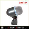 Beta-52A Professional Hidden Drum Electric Microphone Wiring