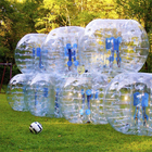 football sports adult kids inflatable PVC zorb bubble ball inflatable bumper ball body zorb ball