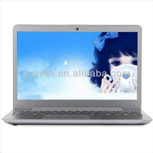 14 inch notebook computer Intel Core i5 CPU 500GB Hard disk notebook