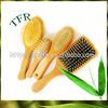 factory selling bamboo scalp message comb hair brush