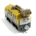x41 Free shipping New Diecast metal sliding train model Thomas and friends train master Diesel10 with