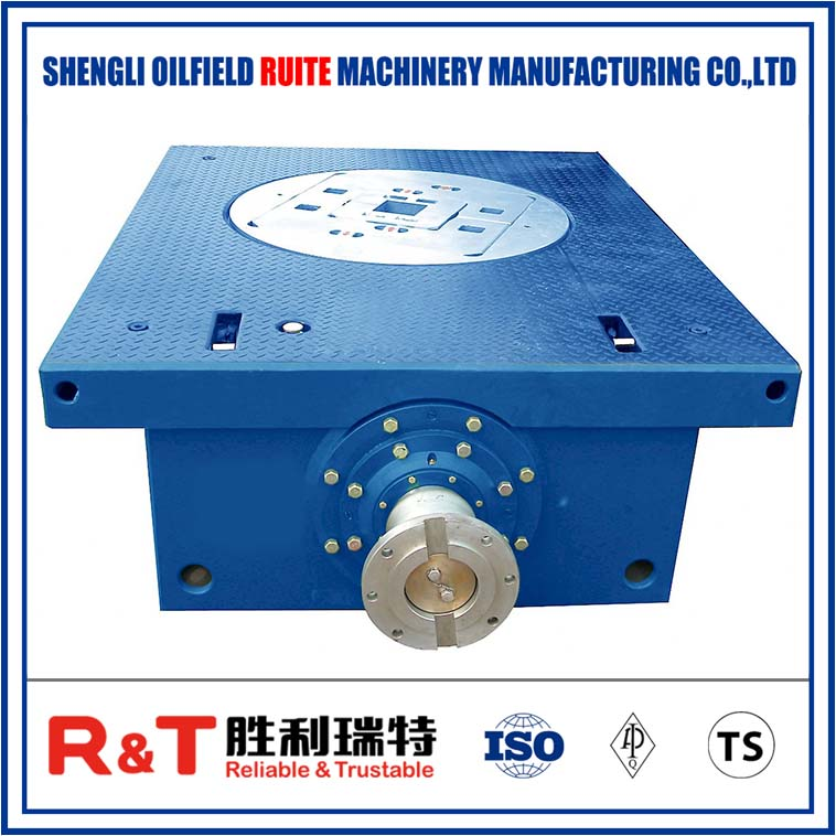 API rotary table drilling rig drilling equipment