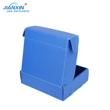 Low Price OEM Folding Corrugated Printing Plastic Box