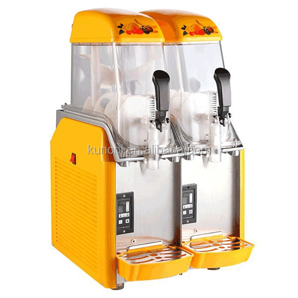 Commercial electric frozen drink/slush machine