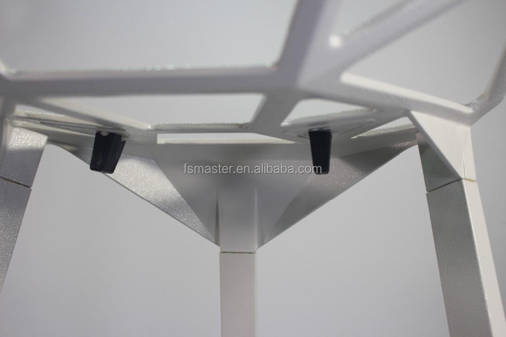 Wholesale Aluminium replica Stool one chair bar chair high chair ...