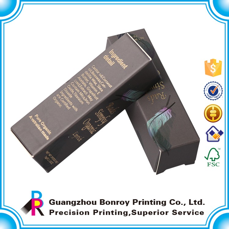 Folding packaging colorful matt lamination custom mailer boxes with printed logo