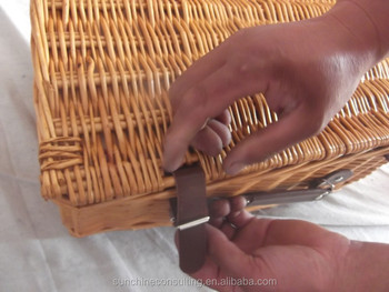 Picnic Basket third party inspection for the products before shipping