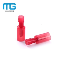 Bullet Type Fully Insulated Nylon Quick Male/ Female Wire Connector