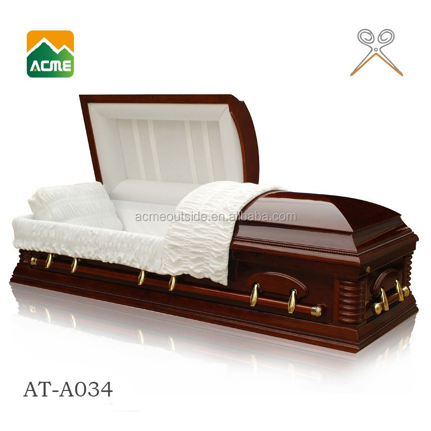 wholesale best price wooden pet caskets