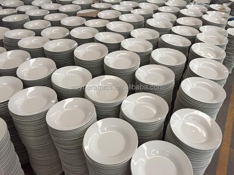20pcs Blue Flower Printing Turkish Ceramic Porcelain Dinner Set ...