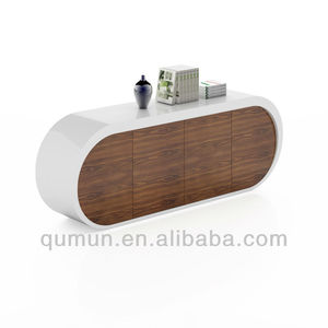 China manufacturer Modern wood office Elena back cabinet