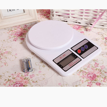 Digital kitchen/ lab scale multipfunction food scale with great accuracy quad transdecer easy handle scale