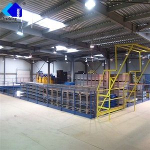 Nanjing Rack Manufacturer Mezzanine and Steel Platform