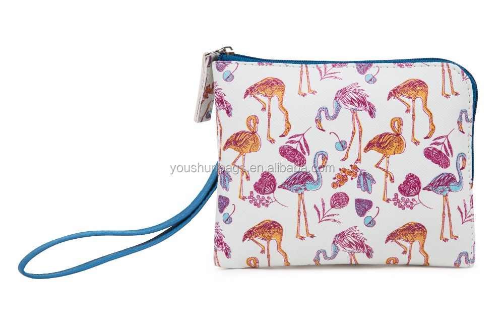 Factory direct wholesale zippered pouch