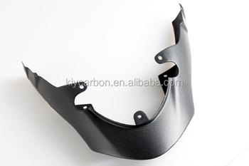 Carbon Fiber Motorcycle Parts Undertail For Triumph Speed Triple