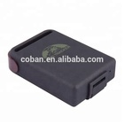 anti-thief real time for personal and vehicle mini gps tracker COBAN TK102B with free platform