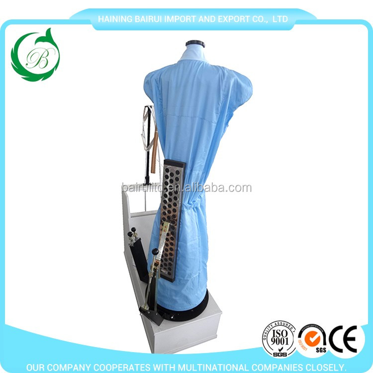 Top quality easy operation dummy machine form finisher for laundry shop