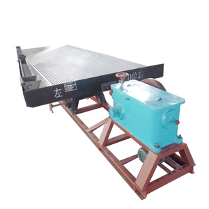 Gravity Gold Ore Concentrating Shaking Table