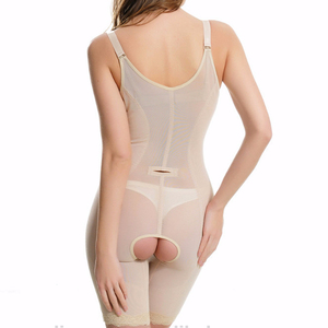 Fashion Full Bodysuit Bamboo Charcoal Shapewear