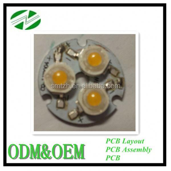 High Quality Electronic Aluminium Cree Led Pcb