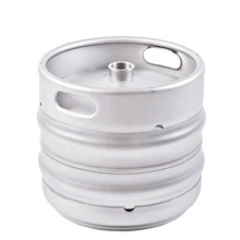 Populaire AISI 304 of 316 Food grade rvs container drum draft lege Euro biervat 30L <span class=keywords><strong>vat</strong></span>