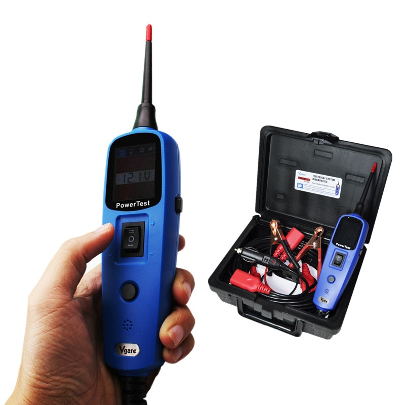 Original Vgate PT150 Electronic Circuit Tester Power Probe Diagnostic Tool Better Than YD208 PS100 VSP200 Electrical Scan System