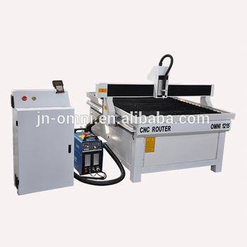 1325A Inverter MINI Cnc Plasma Cutting Machine With Start Control System