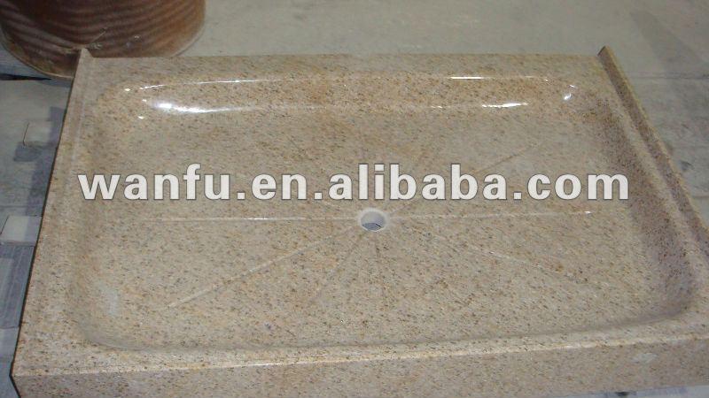 Natural piedra plato de ducha bandejas de ducha identificaci n del producto 505111153 spanish - Plato ducha piedra natural ...
