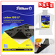 Pelikan black graphite transfer carbon paper for typewriter, tracing on wood,