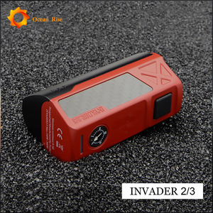 2017 Newest Tesla Invader 2/3 360W Two Three Batteries Tesla Electronic Cigarette, Cigarette Price In Indonesia