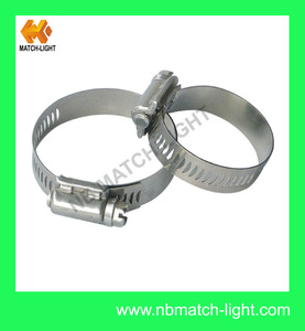 American Type Steel Pole Clamps
