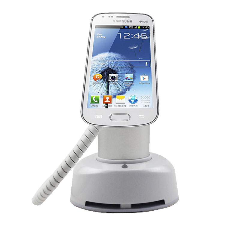 Cell Phone Security Display Alarm Stand 130cm Mobile Phone