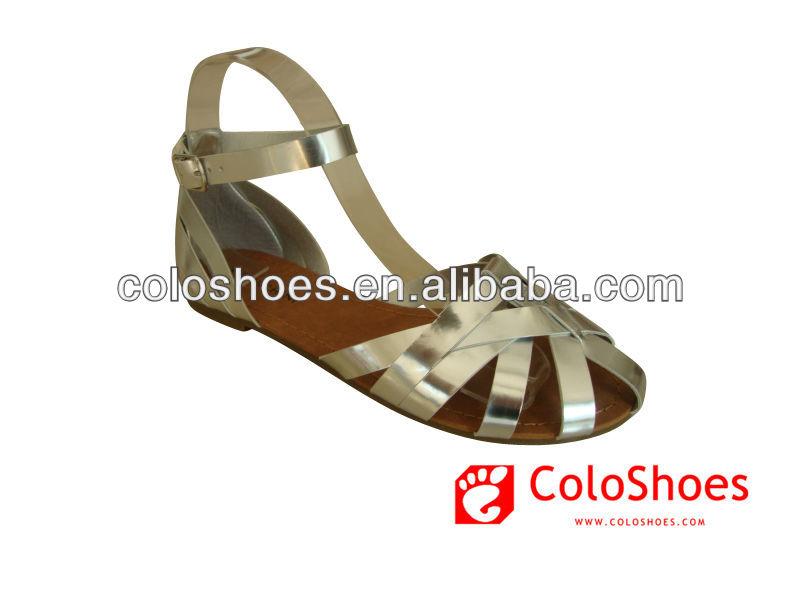 2016 New Design Latest Fancy Girls Fashion Sandal