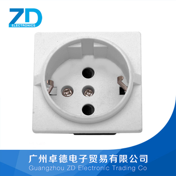 zd b22 germany power socket korea wiring receptacle power outlet rh alibaba com 7 Pin Trailer Wiring Diagram 3 Prong Plug Wiring Diagram
