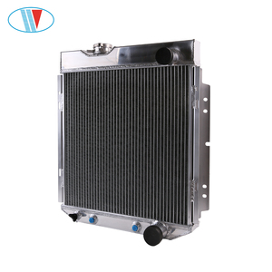 China factory prices aluminum auto water cooling system automotive car radiator
