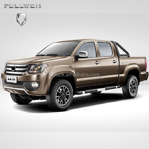 2018 Quality-Assured Luxury Double Professional Cabin Pickup Truck 4WD with diesel engine R41
