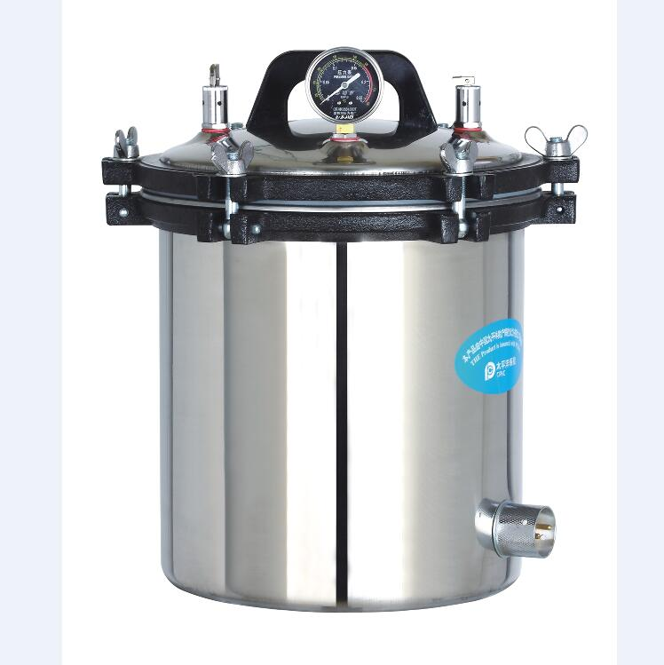 Medical small portable autoclave price