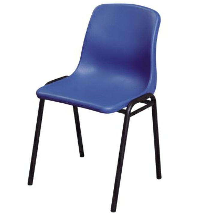 blue school chair. Blue School Chair I