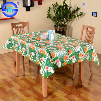 Oem Manufacturer Lime Teal Green Tablecloth Table Linens Italian Tablecloths