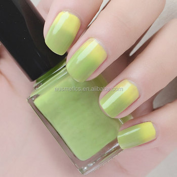 Ausmetics Organic Green Uv Gel Nail Polish Natural Long Lasting ...