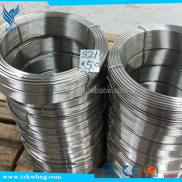 Stainless Steel Welding Wire used for hardbanding of drill pipes