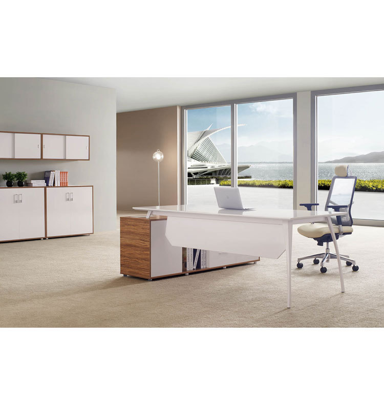 High End fice Furniture Manager Executive fice White