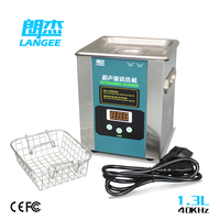 UC-4060 golf ball glasses lab ultrasonic cleaner