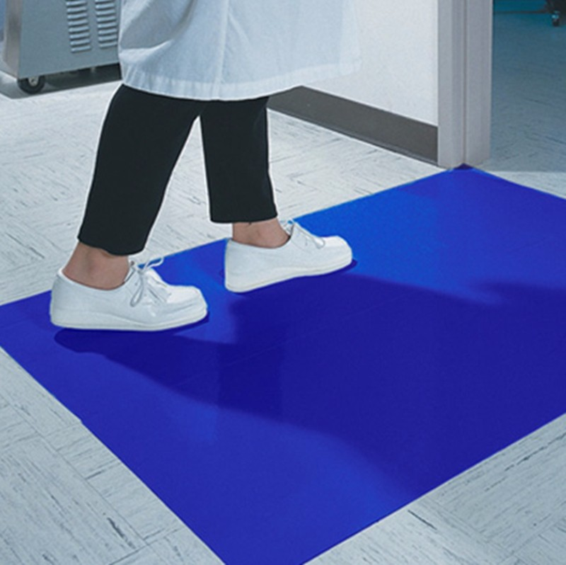 Washable Clean Room Sticky Mats Blue Sticky Mat Buy Blue