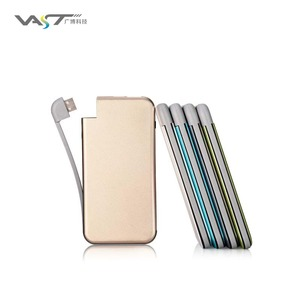 VPB-J034 new arrival long lasting fast charging power bank high end business gift for grand event power bank