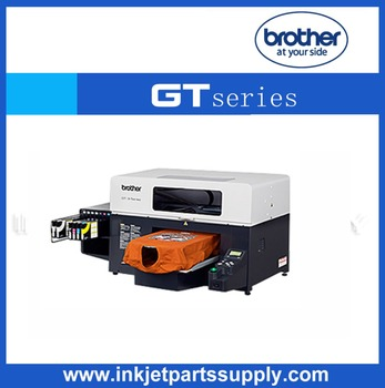 Brother Gt-3(gt-341/361/381) Series Direct Printing For T-shirt ...