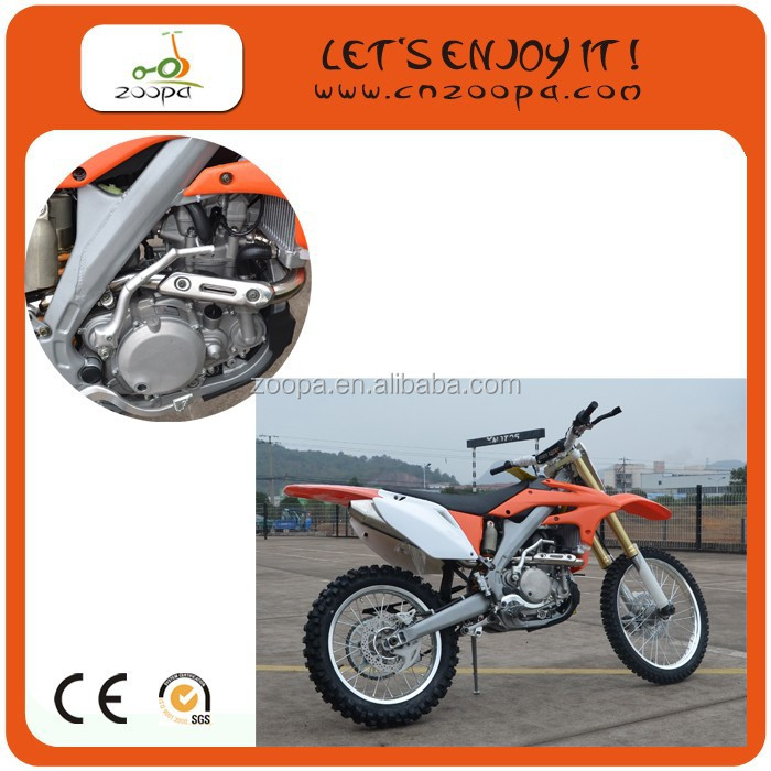 EEC 250cc DIRT BIKE sports motorcycles off road